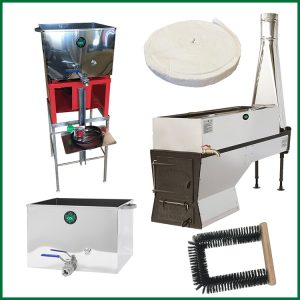 Evaporators - Pans - Accessories